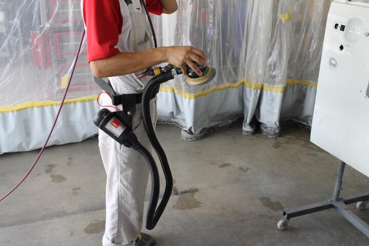 ルペス集塵ユニットを装備