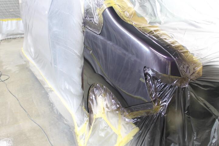 ステップワゴン スパーダ 塗装