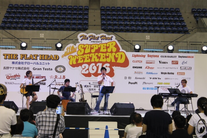 スーパーウィークエンド2016 三四郎