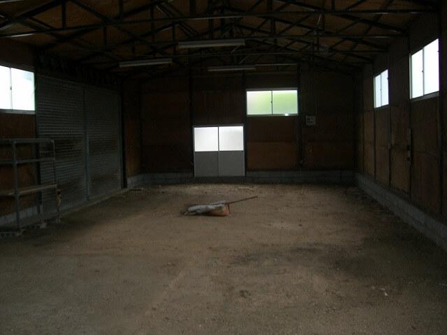 鈑金塗装倉庫開業