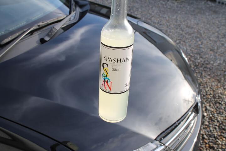 スパシャン洗車