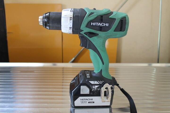 HITACHI(日立)18V コードレスドライバドリル DS18DBL