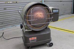 静岡製機 快暖児 ジェットヒーター VAL6 PK