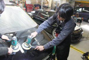 車磨き ポリッシャー