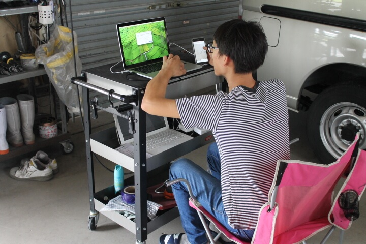 MacBook Pro板金塗装工場