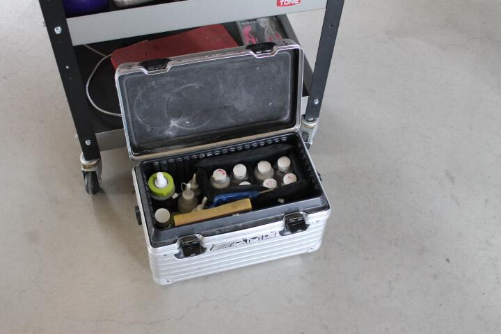 G&Tコンパウンド開発材料ブラックボックス
