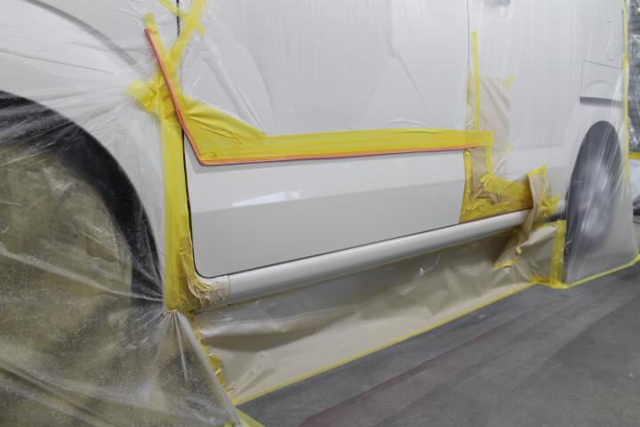 N-BOX 塗装