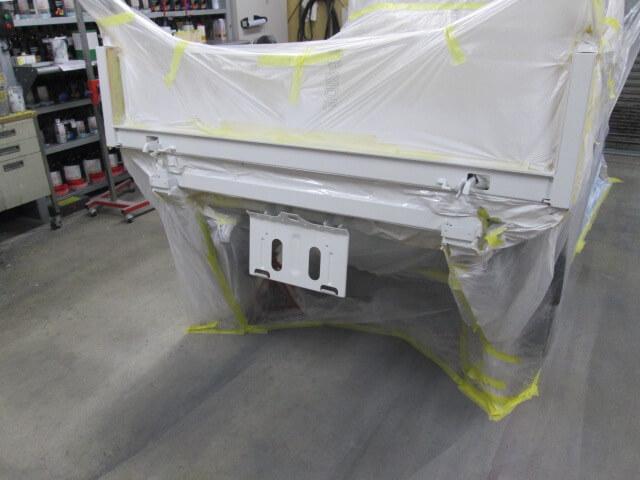 DA63T キャリィダンプ 塗装
