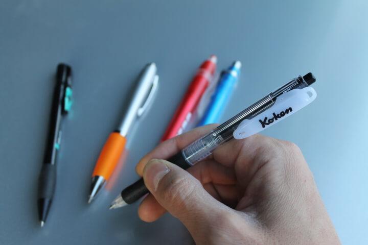 工具メーカーのボールペン