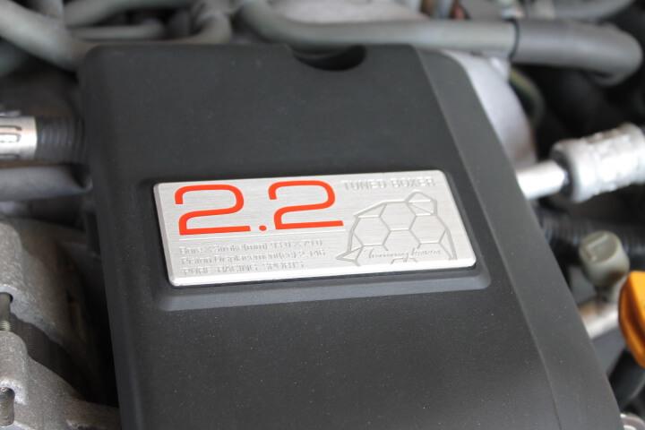 レガシィB4 BE5 2.2トミーカイラ