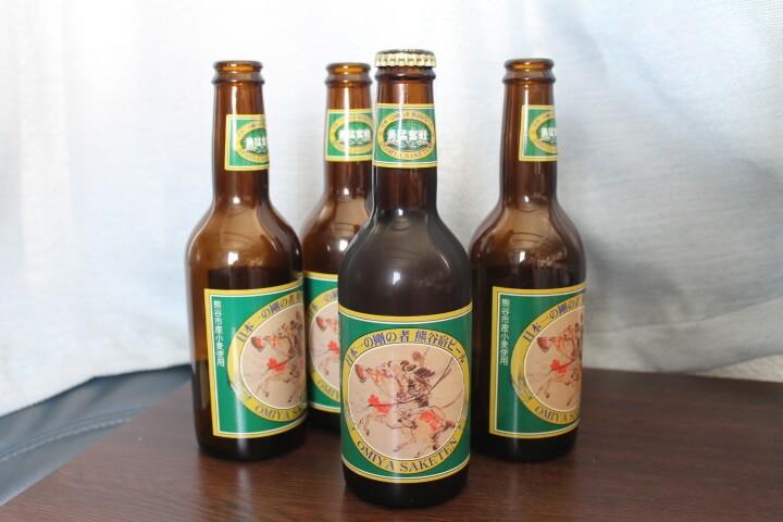 勇猛奮戦 熊谷宿ビール