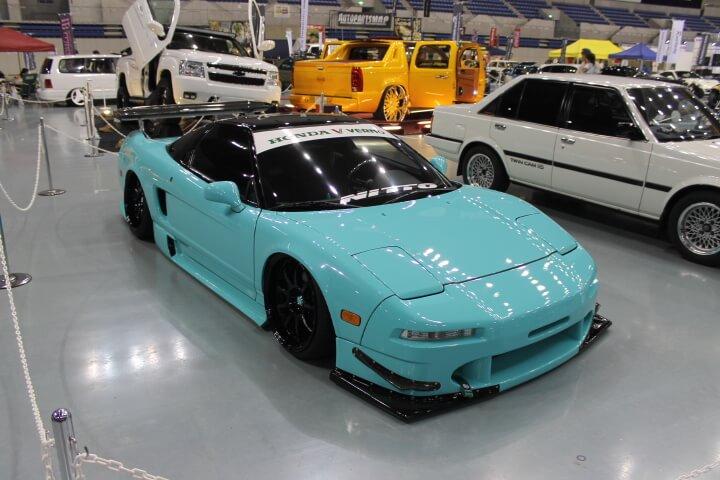 NSX 水色