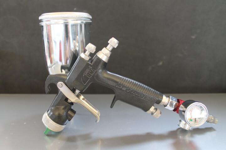 Devibiss LUNA MARK-II #245+  重力式カップセット