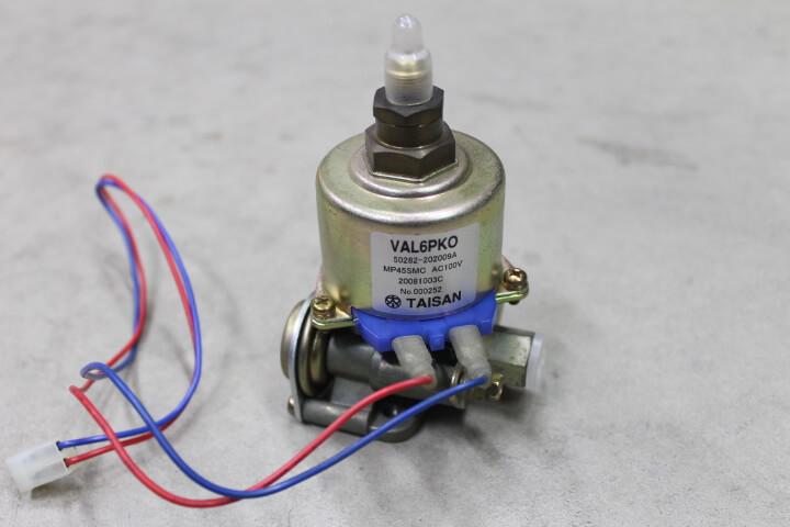 静岡製機VAL6バルシックス 電磁ポンプ