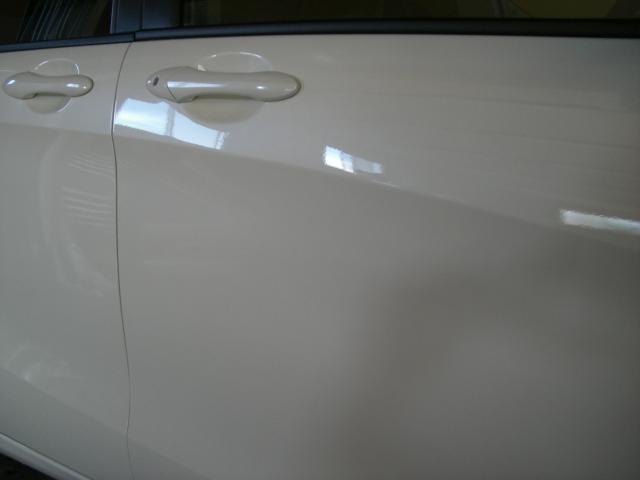HONDAフリード鈑金塗装完成