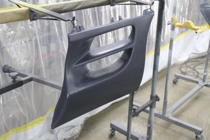 SW20 MR2 パーツ類の塗装