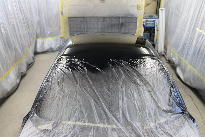 トヨタSW20MR2全塗装