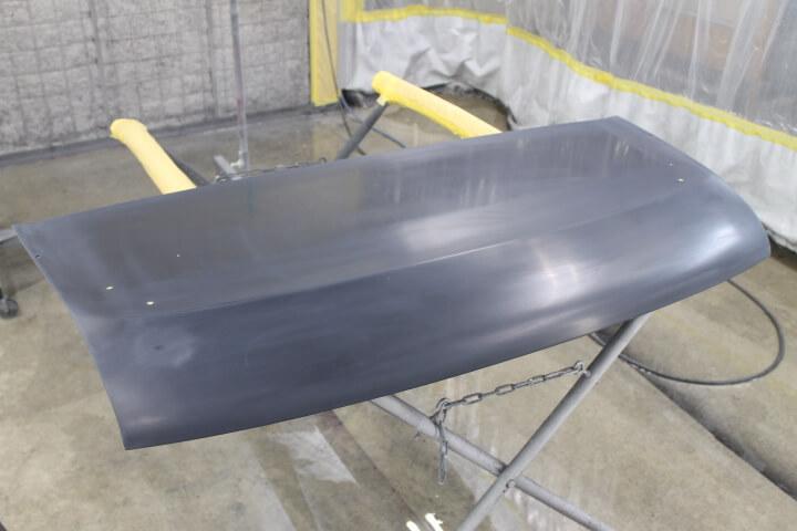 SW20MR2 トランクの塗装