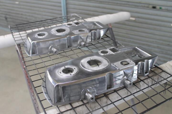 工業用アルミブロック製品