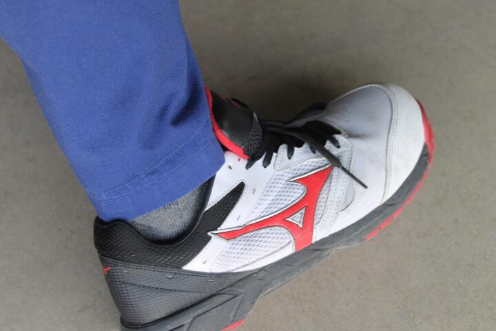 ミズノ安全靴 口コミ