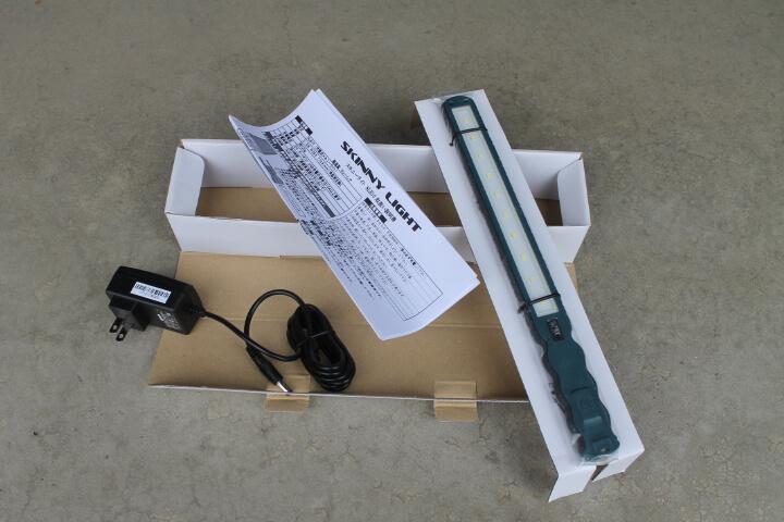 充電式スキニーライトSLB10