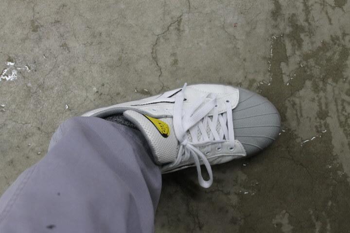ディアドラ安全靴KIWI(キーウィ)KW-111