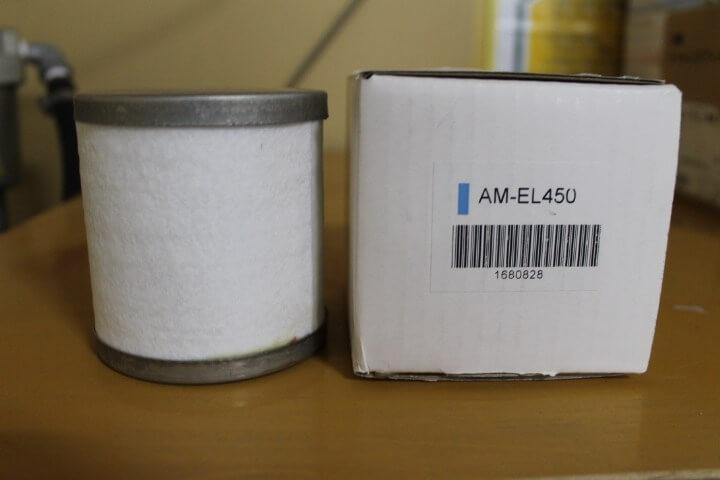 アネスト岩田フィルタ汎用品 AM-EL450