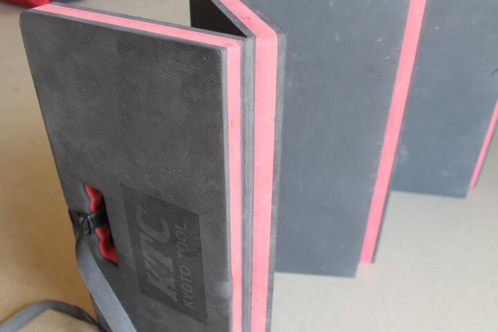 KTC 自動車整備用寝板メカニックマット AYM-1 耐久性