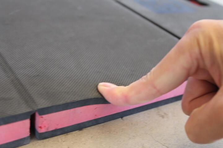 KTC 自動車整備用寝板メカニックマット AYM-1 素材はEVA樹脂