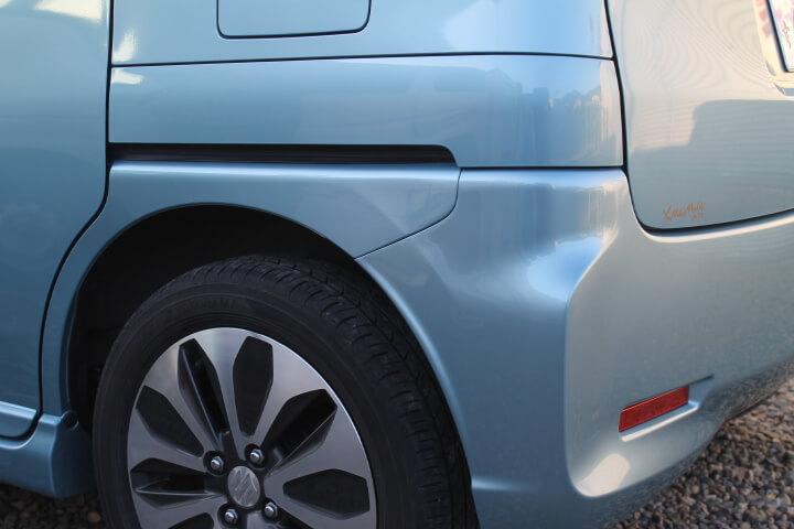 スズキMA15Sソリオ 修理塗装完成