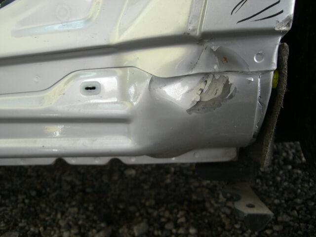 TOYOTA GRS180クラウン板金修理