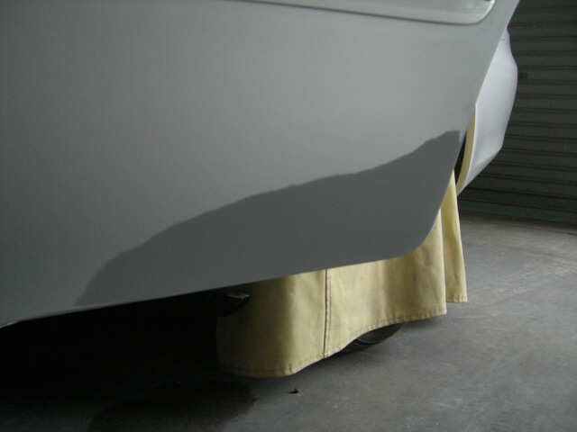 TOYOTA GRS180クラウン鈑金塗装