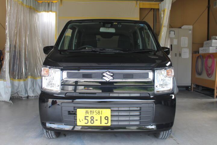 SUZUKI MH55SFX ワゴンR