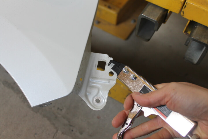 KOTO CRT-006 クリップ穴修正ツール 江東産業の使い方