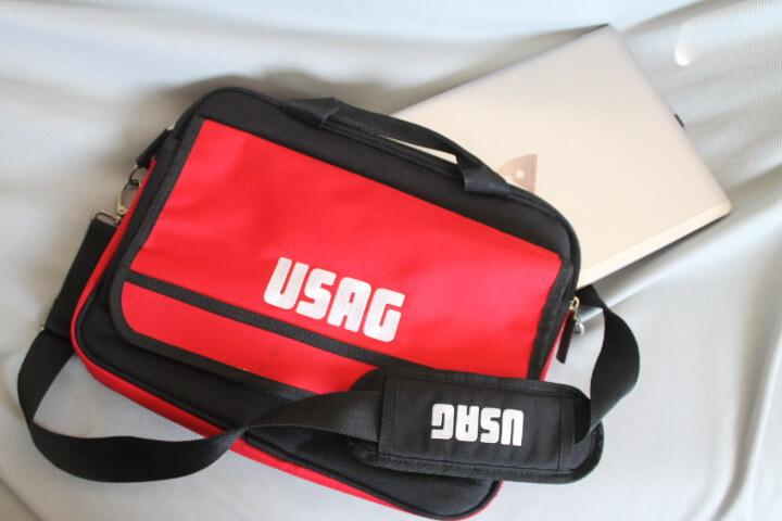 マウスコンピューター ノートパソコンを持ち運ぶ専用バッグ