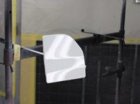 スズキ DA64W エブリィ フューエルリッド(給油口)をZ7Tに塗装