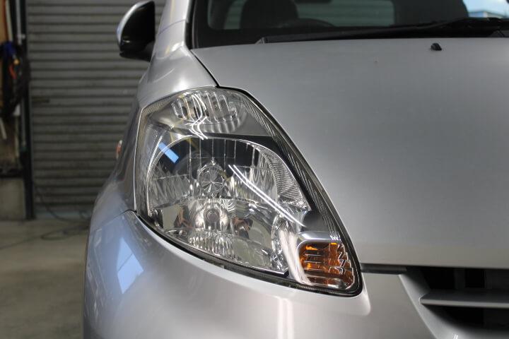 ラストホープ UV硬化ヘッドライトコーティングRX-3240施工後