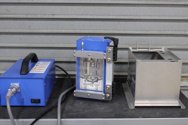 ラストホープ製 照射機 UV-400-INV インバーター式