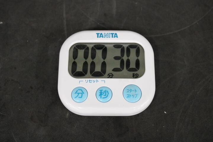 タニタ キッチンタイマー TD-384