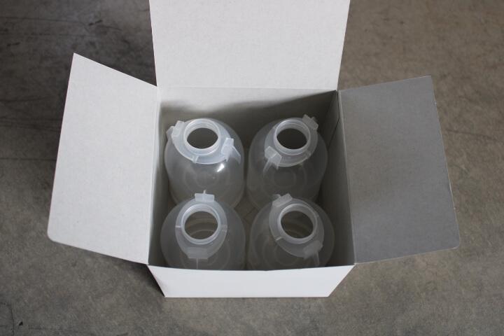 3M PPS2.0微調色カップ一箱四個入り 26550J